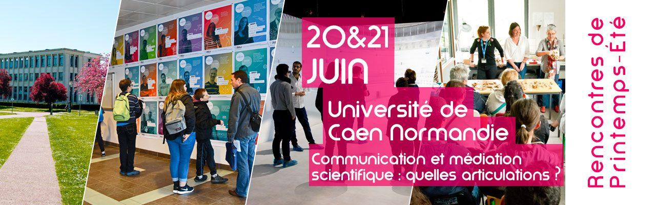 Été 2019 : Communication et médiation scientifique : quelles articulations ?